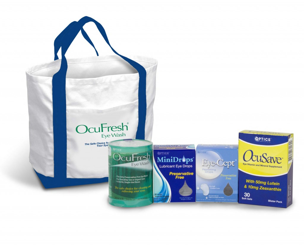 Blue Tote and 4 products - Jpeg