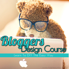 blogdesign course