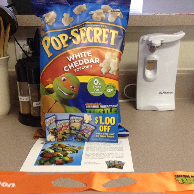 Klout Perk..Been a while since I got one of these! #popsecrettmnt