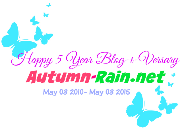 Blog5year